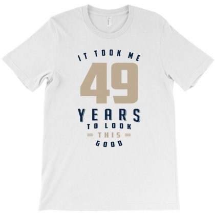 49th Years T-shirt Designed By Chris Ceconello