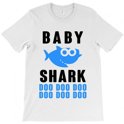 Baby Shark Doo Doo Boy For Light T-shirt Designed By Sengul
