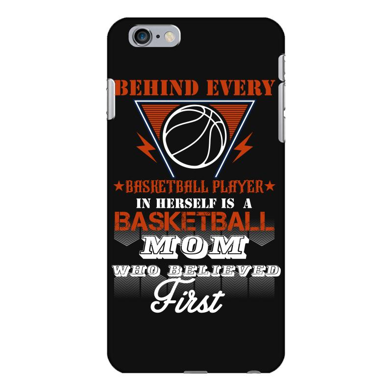 sports shoes 27ffd 4292a My Mom Is A Basketball Coach Iphone 6 Plus/6s Plus Case. By Artistshot