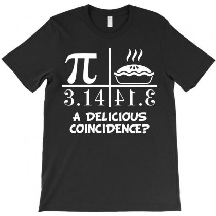 A Delicious Coincidence T-shirt Designed By Blue