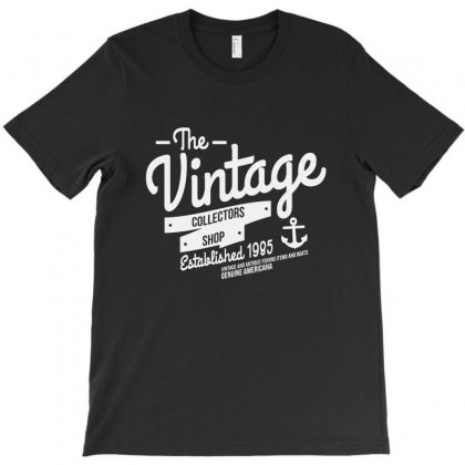 The Vintage T-shirt Designed By Vanode Art