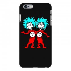 Thing and Dr Seuss iPhone 6 Plus/6s Plus Case | Artistshot