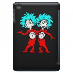 Thing and Dr Seuss iPad Mini Case | Artistshot