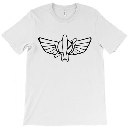 Buzz T-shirt Designed By Blue