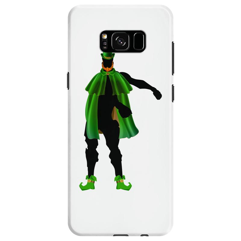 brand new cec51 6dd2d Fortnite St Patrick's Day Samsung Galaxy S8 Case. By Artistshot