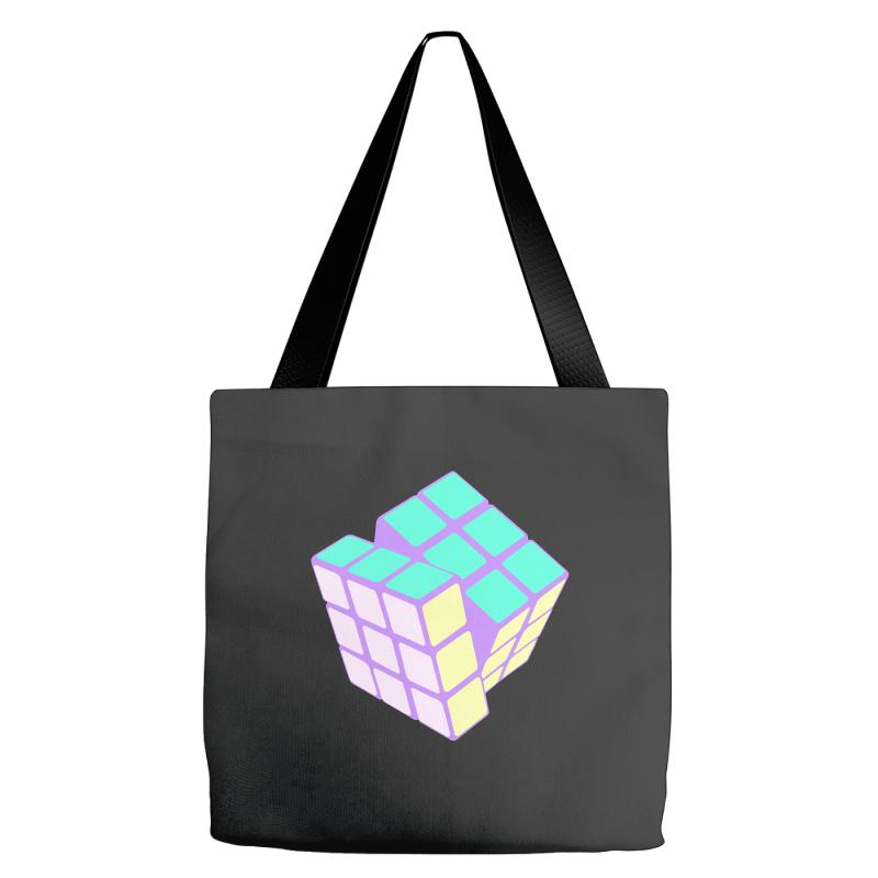 d5474bb6f121 Rubiks Cube Tote Bags. By Artistshot