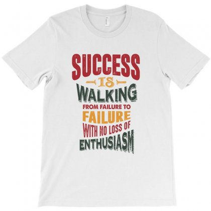Without Fear Of Success T-shirt Designed By Chris Ceconello