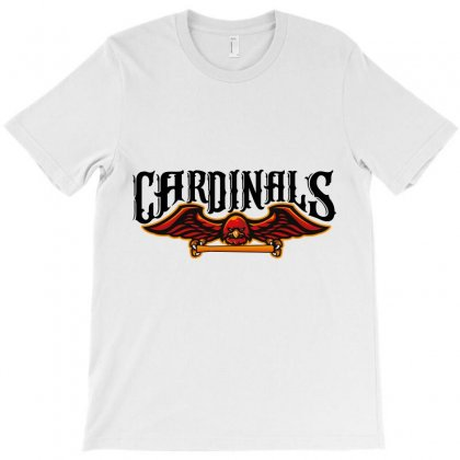 Cardinals T-shirt Designed By Wizarts