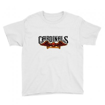 Cardinals Youth Tee Designed By Wizarts