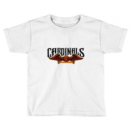 Cardinals Toddler T-shirt Designed By Wizarts
