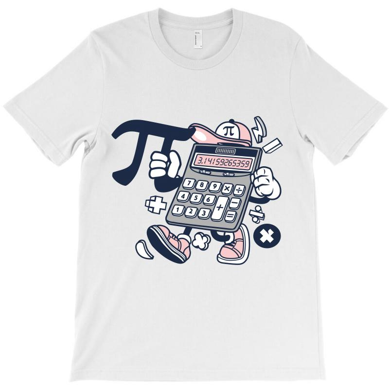 31bd3c47cef5 Custom Pi Day T-shirt By Wizarts - Artistshot
