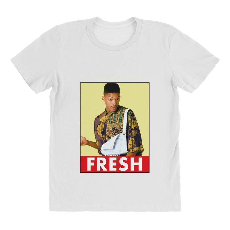 7d8814b4e25ea9 Custom Will Smith Fresh All Over Women s T-shirt By Sengul - Artistshot
