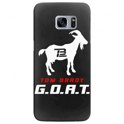 Tom Brady Goat Samsung Galaxy S7 Edge Case Designed By Toweroflandrose