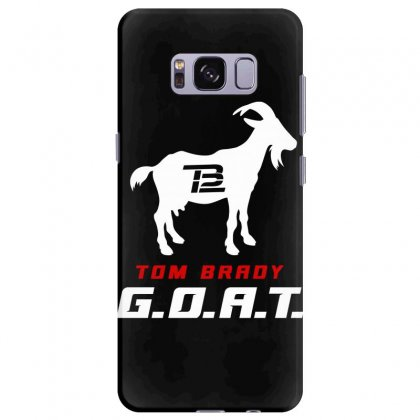 Tom Brady Goat Samsung Galaxy S8 Plus Case Designed By Toweroflandrose