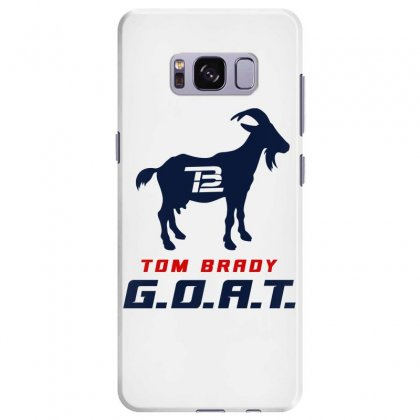 Tom Brady Goat For Light Samsung Galaxy S8 Plus Case Designed By Toweroflandrose