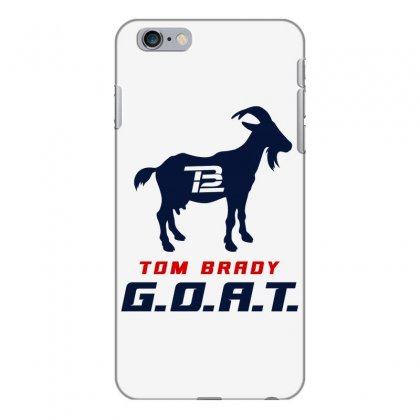 Tom Brady Goat For Light Iphone 6 Plus/6s Plus Case Designed By Toweroflandrose