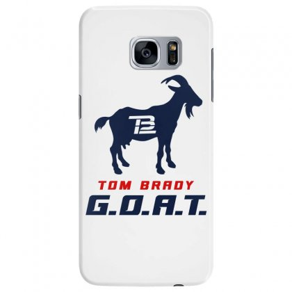 Tom Brady Goat For Light Samsung Galaxy S7 Edge Case Designed By Toweroflandrose