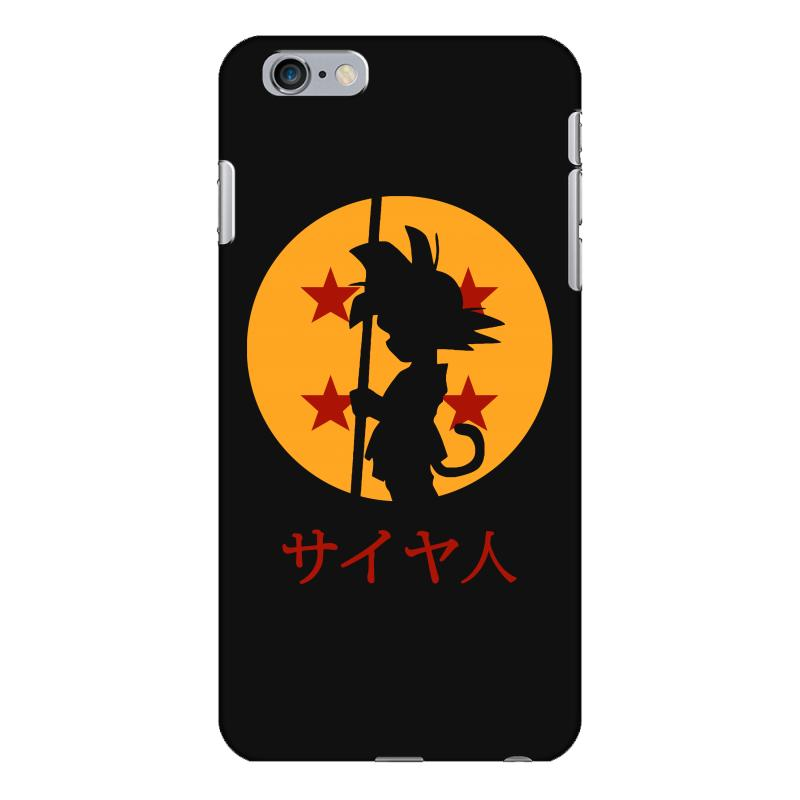 check out 7f128 edb56 Dragon Ball Z Goku Iphone 6 Plus/6s Plus Case. By Artistshot