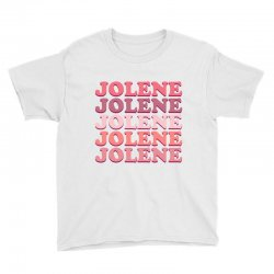 jolene Youth Tee | Artistshot