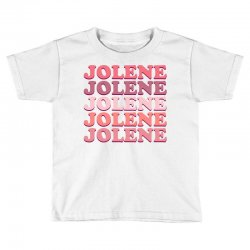 jolene Toddler T-shirt | Artistshot