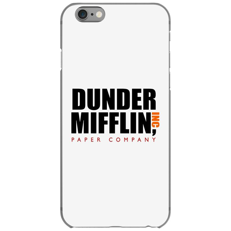 premium selection d7f77 0ee88 Dunder Mifflin The Office Iphone 6/6s Case. By Artistshot