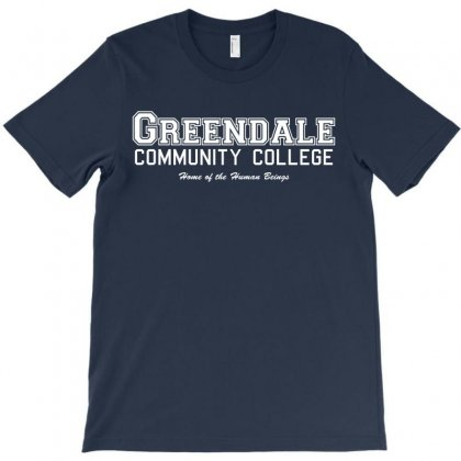 Greendale Community College T-shirt Designed By Killakam