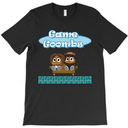 Game Goombs T-shirt Designed By Motleymind