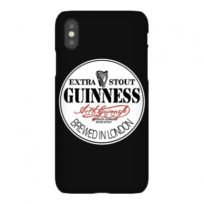 Gilmour Guinness Iphonex Case Designed By Motleymind