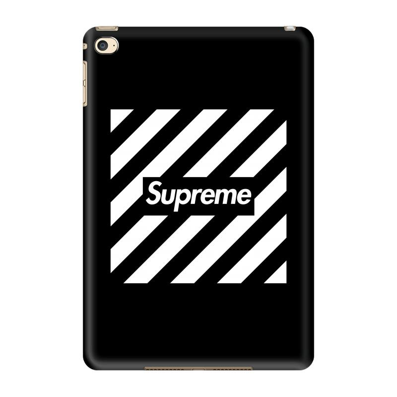 best loved b558f 37b55 Supreme Off White Ipad Mini 4 Case. By Artistshot