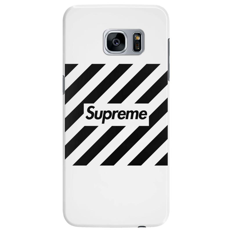 new style 16bce 38a70 Supreme Off White Samsung Galaxy S7 Edge Case. By Artistshot