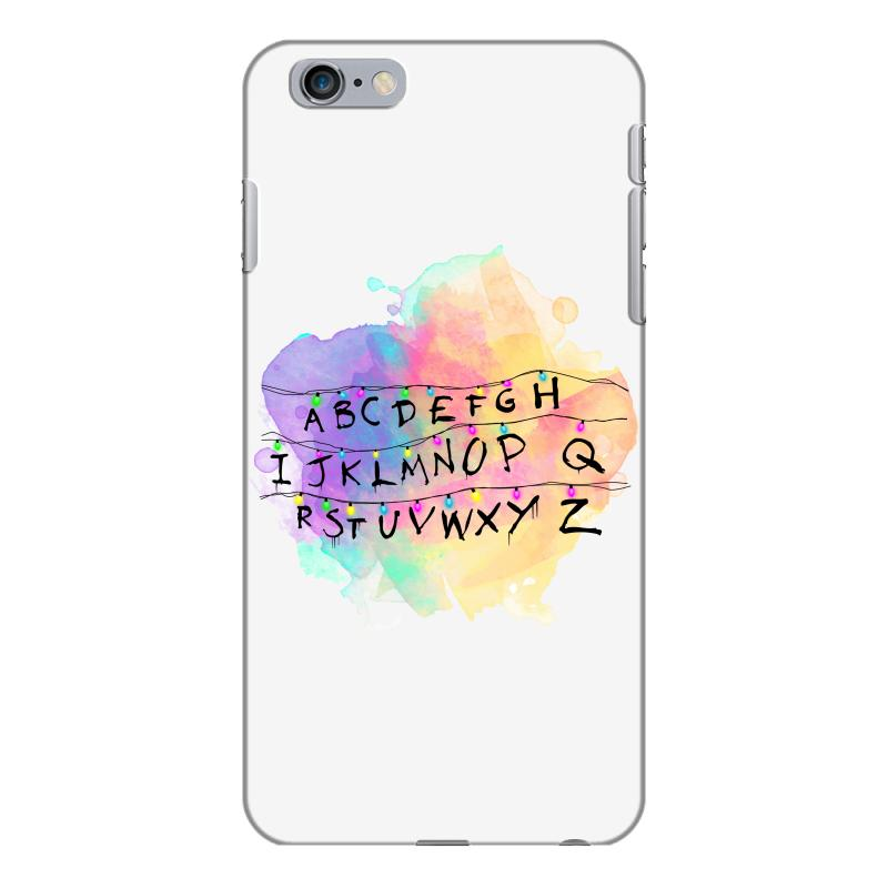check out 497c0 053f7 Stranger Things Light Watercolor Iphone 6 Plus/6s Plus Case. By Artistshot