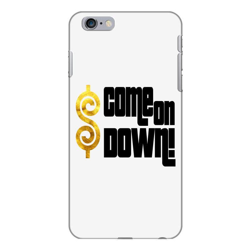 Come On Down For Light Iphone 6 Plus/6s Plus Case  By Artistshot