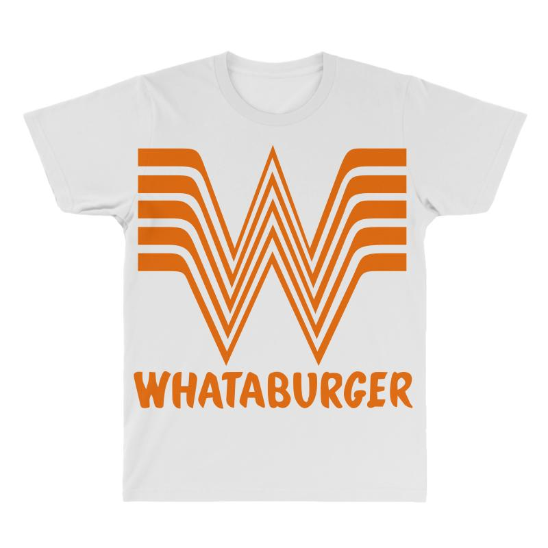Whataburger All Over Men's T-shirt | Artistshot