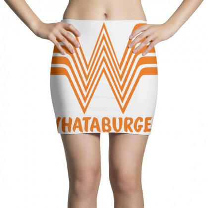 Whataburger Mini Skirts Designed By Parashiel