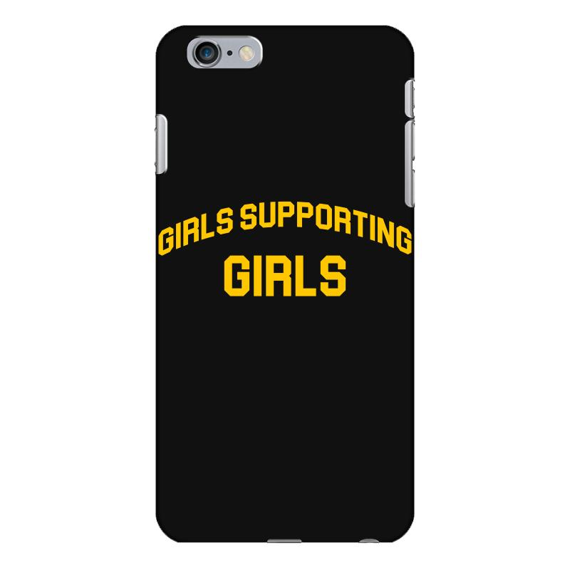 cheap for discount 91d43 2f65d Adelaine Morin Girls Supporting Girls For Dark Iphone 6 Plus/6s Plus Case.  By Artistshot