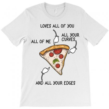 Loves All Of You T-shirt Designed By Wizarts