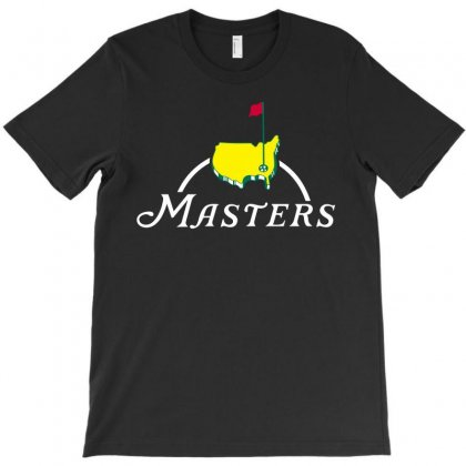 The Masters T-shirt Designed By Paverceat
