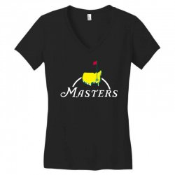 the masters Women's V-Neck T-Shirt | Artistshot