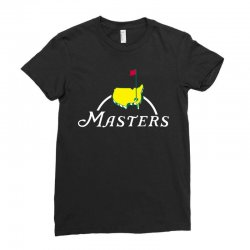 the masters Ladies Fitted T-Shirt | Artistshot