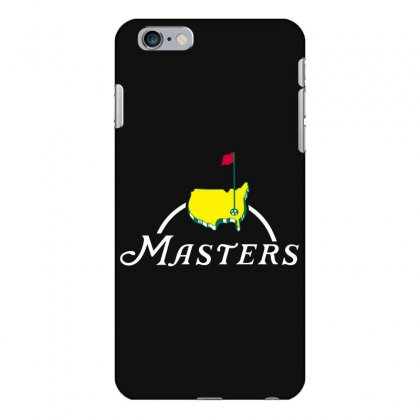 The Masters Iphone 6 Plus/6s Plus Case Designed By Paverceat