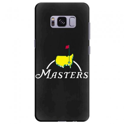 The Masters Samsung Galaxy S8 Plus Case Designed By Paverceat