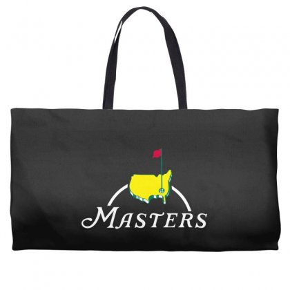 The Masters Weekender Totes Designed By Paverceat
