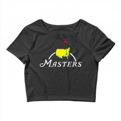the masters Crop Top | Artistshot