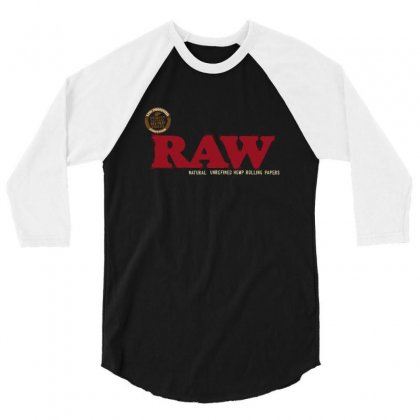 Raw Papers 3/4 Sleeve Shirt Designed By Paverceat