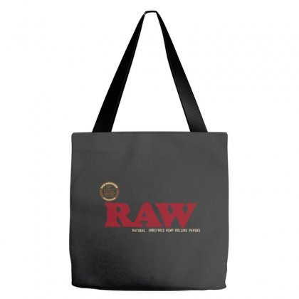 Raw Papers Tote Bags Designed By Paverceat