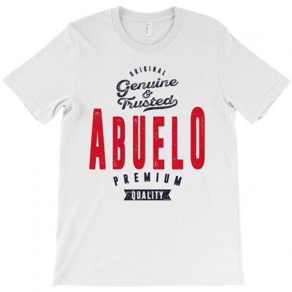 Abuelo Tees T-shirt Designed By Chris Ceconello