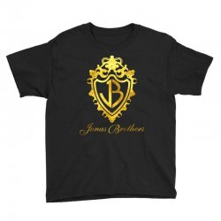jonas brothers symbol gold Youth Tee | Artistshot