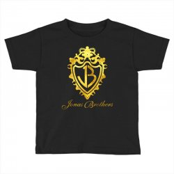 jonas brothers symbol gold Toddler T-shirt | Artistshot