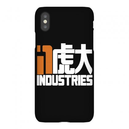 Titanfall Industries Iphonex Case Designed By Bamboholo