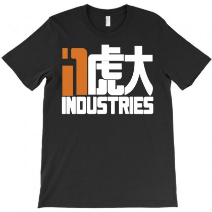 Titanfall Industries T-shirt Designed By Bamboholo